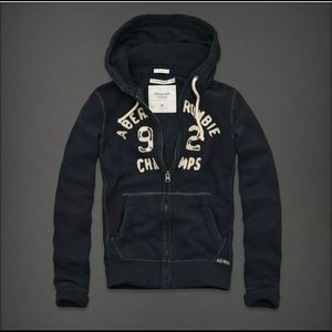 328/500 ABERCROMBIE & FITCH COLLECTOR'S HOODIE